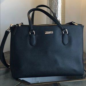Kate Spade Black Work Bag